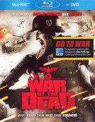 War Of The Dead (Blu-ray + DVD Combo) Blu-ray