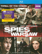 Spies Of Warsaw Blu-ray