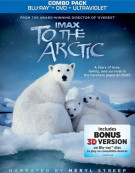 IMAX: To The Arctic 3D (Blu-ray 3D + Blu-ray + DVD + UltraViolet) Blu-ray