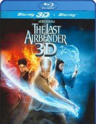Last Airbender 3D, The (Blu-ray 3D) Blu-ray