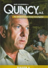 Quincy, M.E.: Season 6 Movie