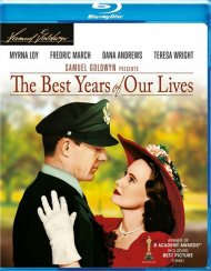 Best Years Of Our Lives, The Blu-ray