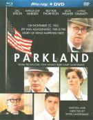 Parkland (Blu-ray + DVD Combo) Blu-ray
