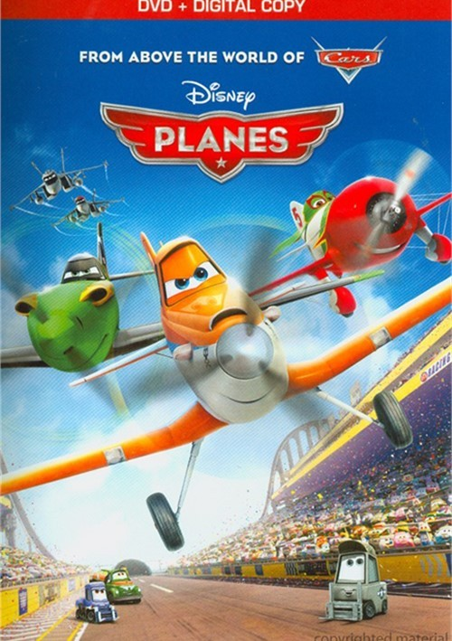 Planes (DVD + Digital Copy) Movie