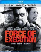 Of Execution (Blu-ray + DVD Combo) Blu-ray