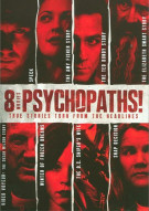 8 Movies: Psychopaths! - Volume Two Movie