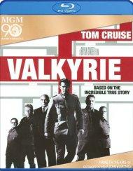 Valkyrie Blu-ray