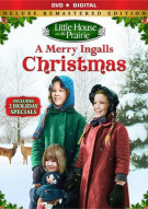 Little House On The Prairie: A Merry Ingalls Christmas (DVD + UltraViolet) Movie