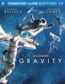 Gravity: Diamond Luxe Edition Blu-ray
