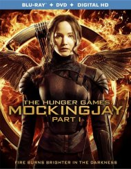 Hunger Games, The: Mockingjay Part 1 (Blu-ray + DVD + UltraViolet) Blu-ray