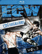 WWE: ECW Unreleased - Volume Three Blu-ray