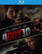 4Got10 Blu-ray