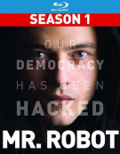 Mr. Robot: Season 1 (Blu-ray + UltraViolet) Blu-ray
