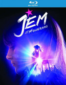 Jem And The Holograms (Blu-ray + DVD + UltraViolet) Blu-ray