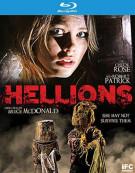Hellions Blu-ray