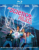 My Science Project Blu-ray