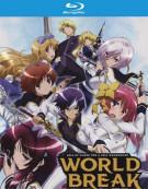 World Break: Aria Of Curse For A Holy Swordsman (Blu-Ray + DVD) Blu-ray