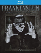 Frankenstein: Complete Legacy Colleciton Blu-ray