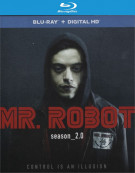 Mr. Robot: Season 2 (Blu-ray + UltraViolet) Blu-ray