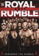 WWE: Royal Rumble 2017 Movie