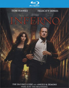 Inferno (Blu-ray + UltraViolet)  Blu-ray