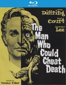 Man Who Could Cheat Death, The Blu-ray