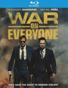 War On Everyone (Blu-ray + DVD Combo + Digital HD) Blu-ray