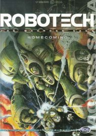 Robotech 3: The Macross Saga - Homecoming Movie