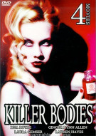 Killer Bodies: 4-Movie Set Movie