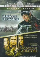 Kings Guard, The/ Amazons And Gladiators (Double Feature) Movie