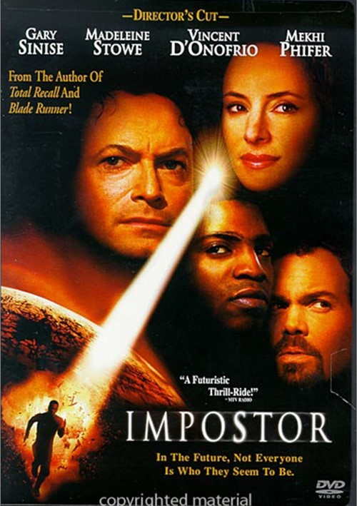 Impostor: Directors Cut Movie