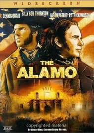 Alamo, The (Widescreen) Movie