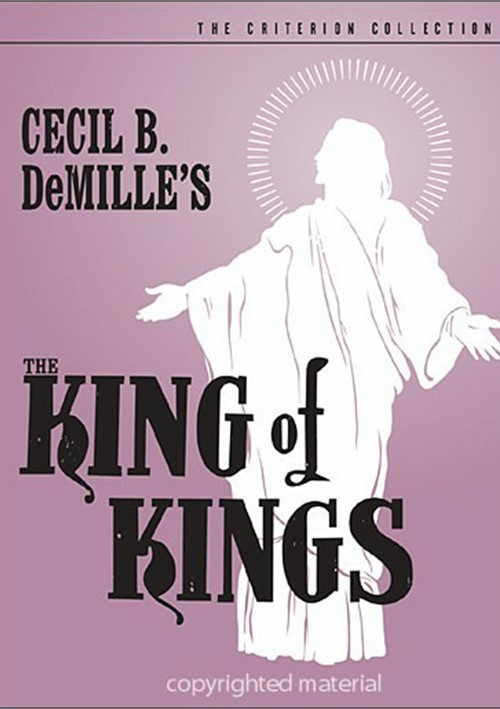King Of Kings, The: The Criterion Collection Movie