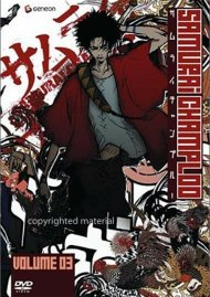 Samurai Champloo: Volume 3 Movie
