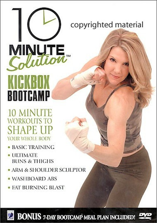 10 Minute Solution: Kickbox Bootcamp Movie