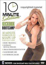 10 Minute Solution: Kickbox Bootcamp Movie