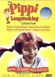 Pippi Longstocking Collection Movie