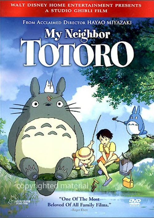 My Neighbor Totoro Movie