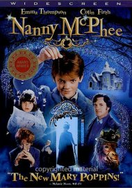 Nanny McPhee (Widescreen) Movie