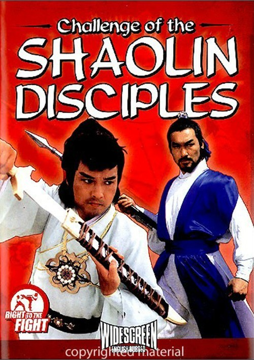 Challenge Of The Shaolin Disciples Movie