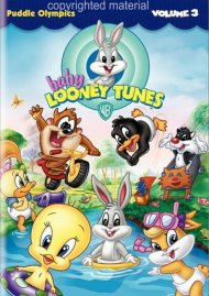 Baby Looney Tunes: Volume 3 - Puddle Olympics Movie