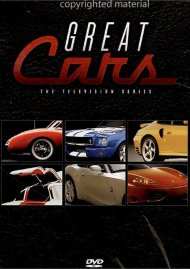 Great Cars: 6-DVD Box Set Movie