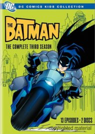 Batman, The: The Complete Third Season Movie