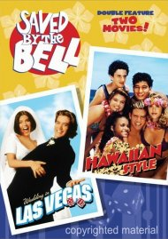 Saved By The Bell: Hawaiian Style / Wedding In Las Vegas (Double Feature) Movie
