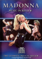 Madonna: Music In Review Book / DVD Set Movie