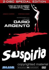 Suspiria: 2-Disc Special Edition Movie