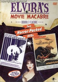 Elviras Movie Macabre: Blue Sunshine / Monstroid Movie