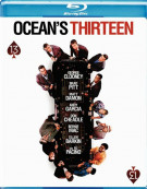 Oceans Thirteen Blu-ray