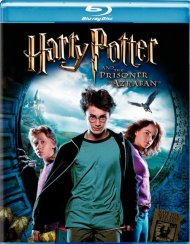 Harry Potter And The Prisoner Of Azkaban Blu-ray