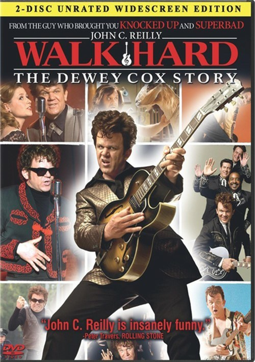 Walk Hard: The Dewey Cox Story - 2-Disc Unrated Movie
